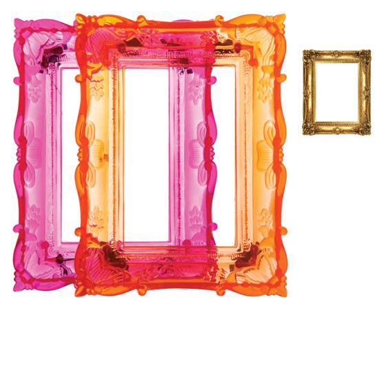 Furniture la persona grata for Plastic baroque furniture